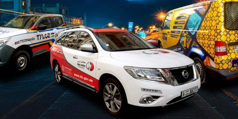 ARE YOU LOOKING FOR BEST VEHICLE GRAPHICS AND CAR BRANDING DUBAI