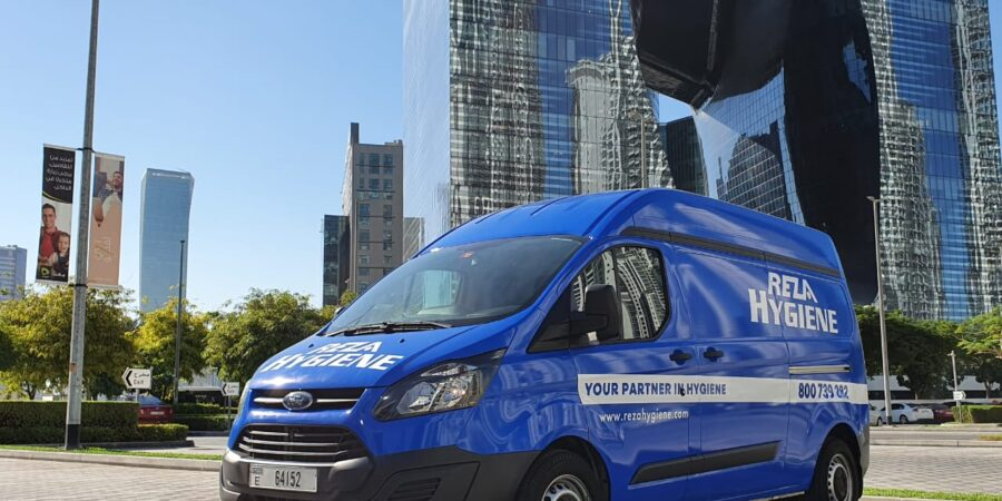 Cost-effective commercial vehicle branding for small business